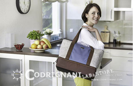 Dual Compartment Hot/Coolbag 18L