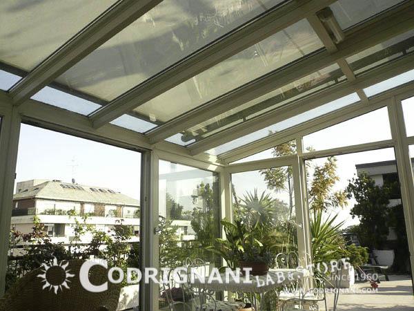 Copertura serra e giardini d 39 inverno dehor vendita e - Serre verande ...