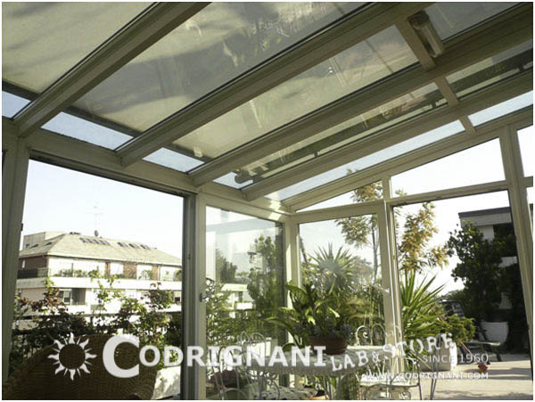 Copertura serra e giardini d 39 inverno dehor vendita e - Giardini d inverno immagini ...