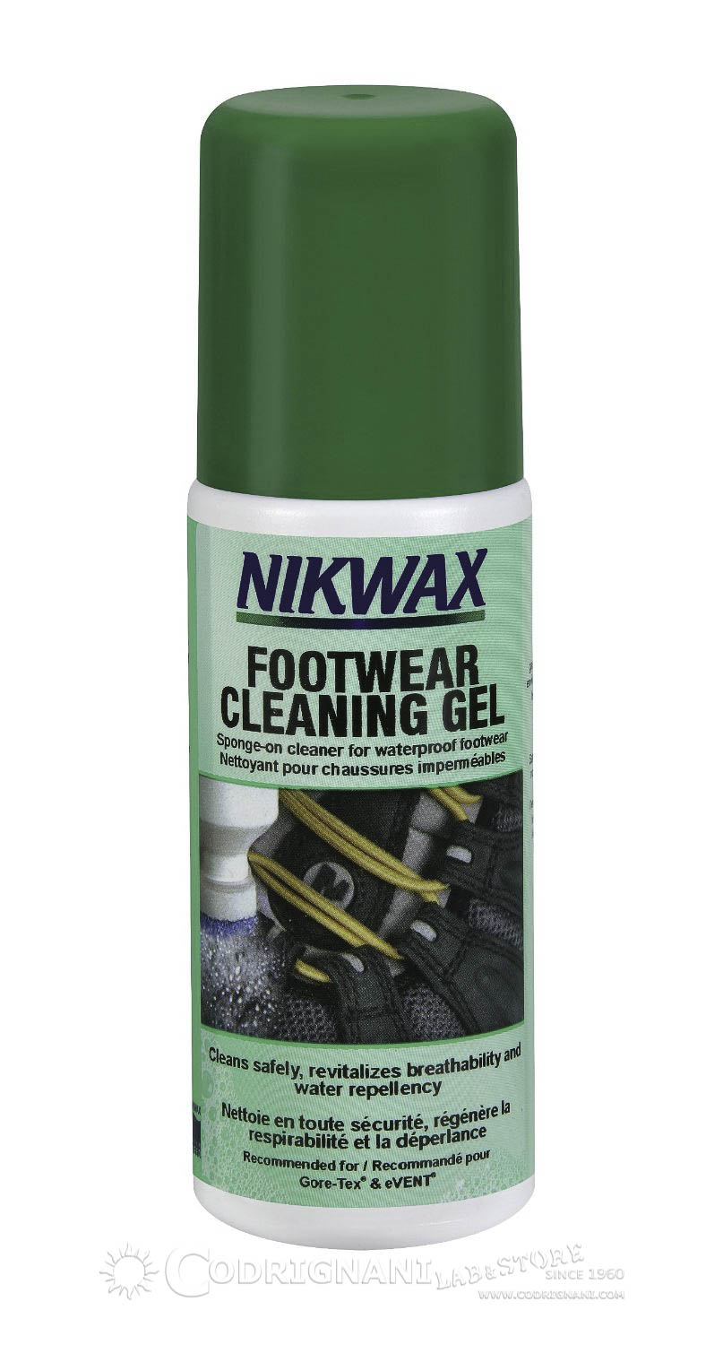 Gel lavacalzature  /  footwear cleaning gel Gel lavacalzature  /  footwear cleaning gel