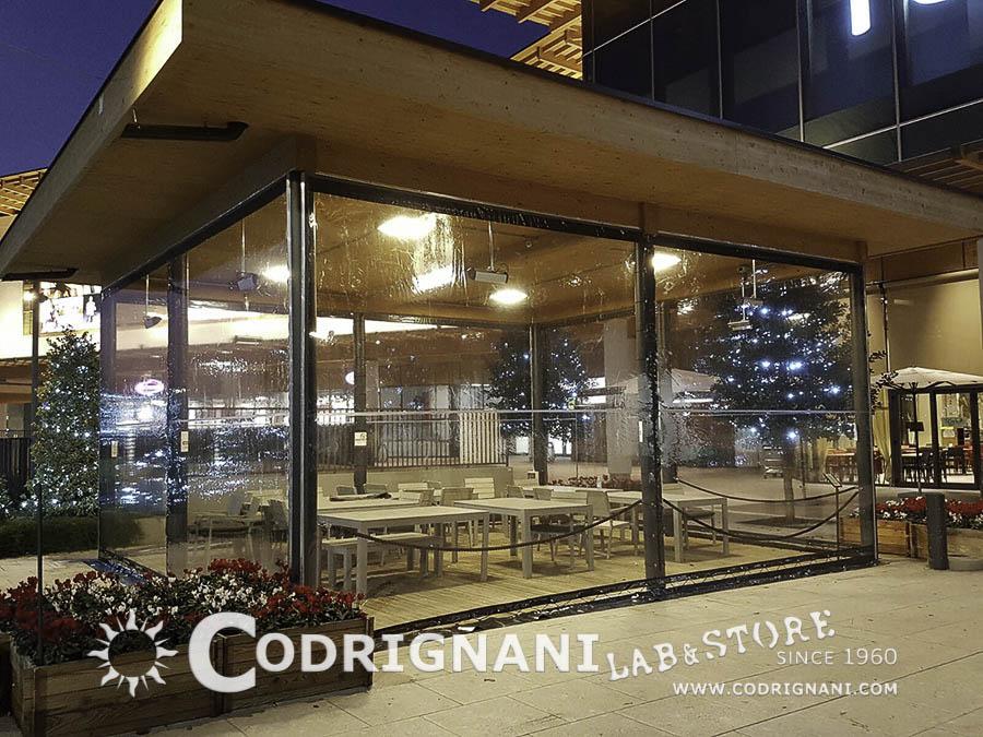 Dehor per bar e ristoranti pub su misura vendita costruzione riparazione progettazione montaggio - Strutture in alluminio per esterno ...