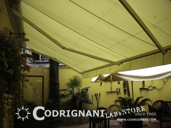 tenda finestra tetto tende ristorante simple sistemi per tende trainate a mano
