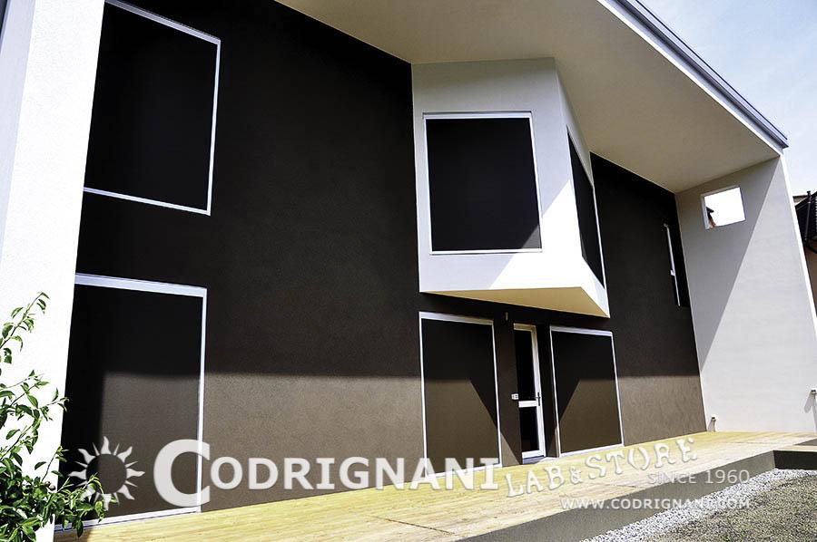 Produzione e vendita di tende da sole su misura montaggio for Case realizzate da architetti