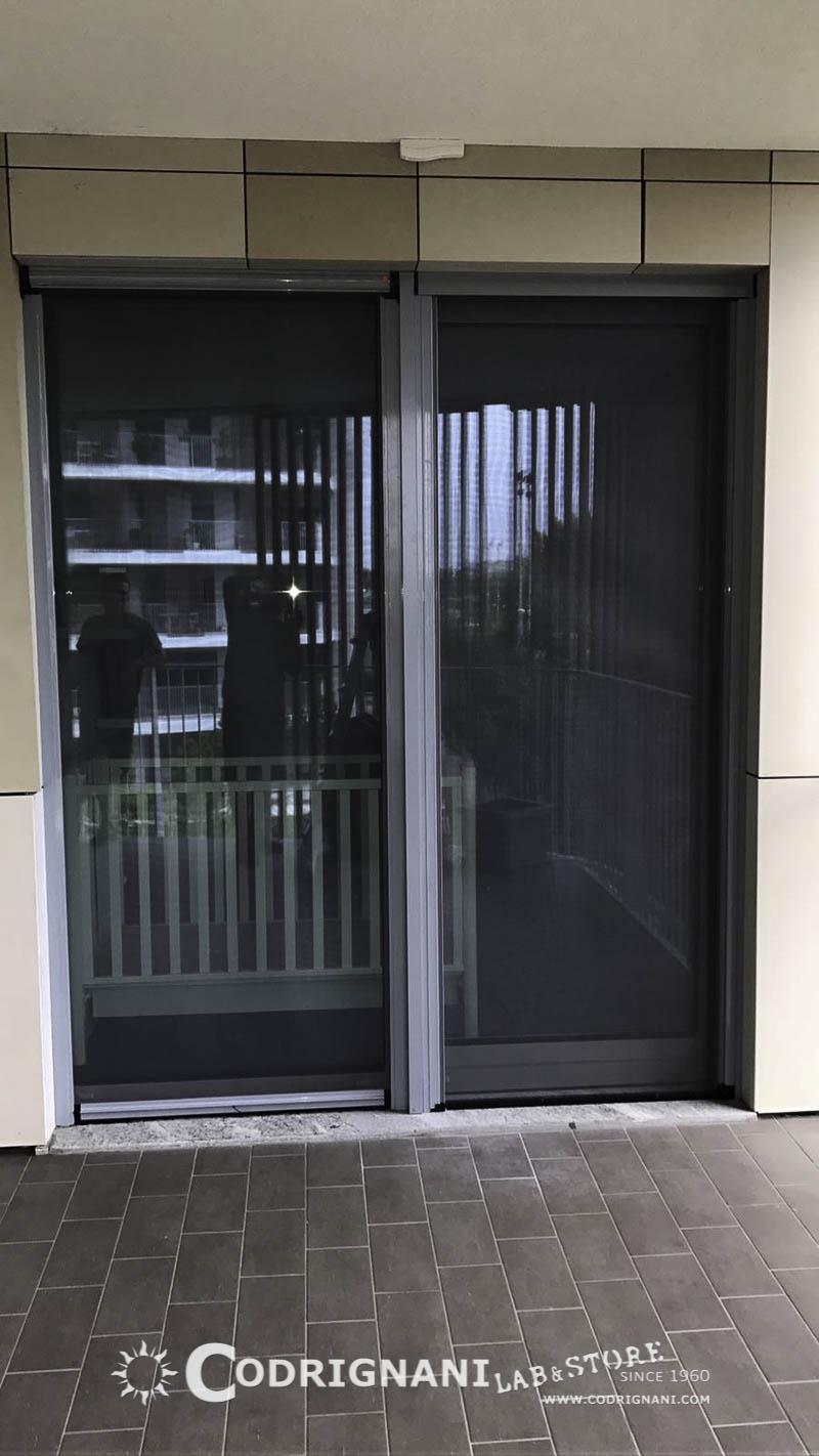 Vendita e riparazione zanzariera personalizzata su misura - Zanzariere scorrevoli per porte finestra ...